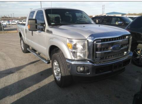 2013 Ford F-250 Super Duty for sale at Texas Luxury Auto in Houston TX