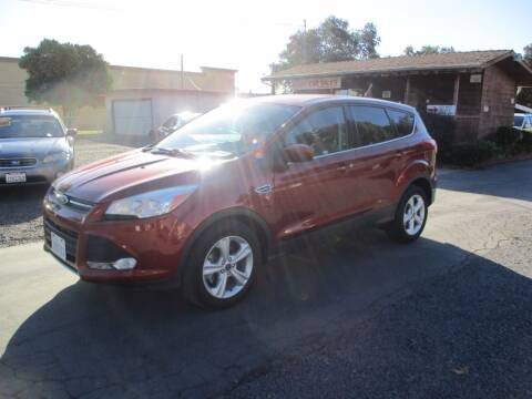 2014 Ford Escape for sale at Manzanita Car Sales in Gridley CA