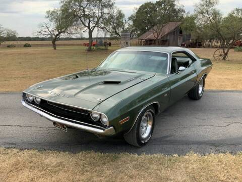 1970 Dodge Challenger for sale at STREET DREAMS TEXAS in Fredericksburg TX