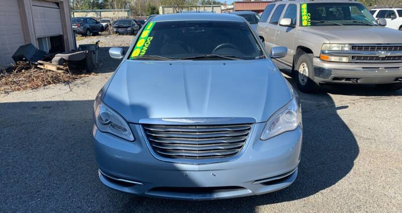 2013 Chrysler 200 for sale at Auto Mart in North Charleston SC