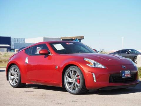 2016 Nissan 370Z for sale at Douglass Automotive Group in Central Texas TX