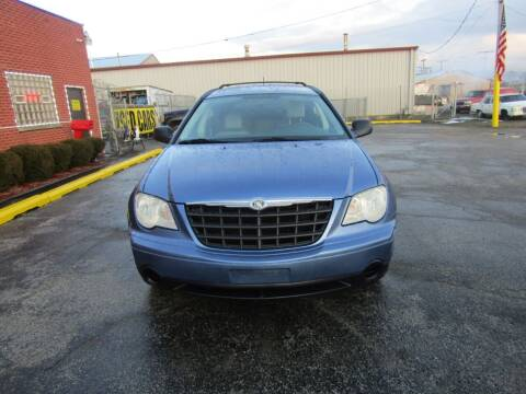2007 Chrysler Pacifica for sale at X Way Auto Sales Inc in Gary IN