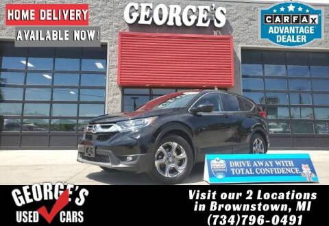 2018 Honda CR-V for sale at George's Used Cars - Pennsylvania & Allen in Brownstown MI