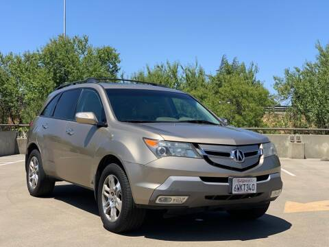 2007 Acura MDX for sale at AutoAffari LLC in Sacramento CA
