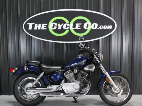 2013 Yamaha V-Star 250 for sale at THE CYCLE CO in Columbus OH