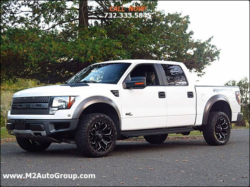 2011 Ford F-150 for sale at M2 Auto Group Llc. EAST BRUNSWICK in East Brunswick NJ