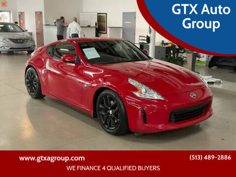 2014 Nissan 370Z for sale at GTX Auto Group in West Chester OH