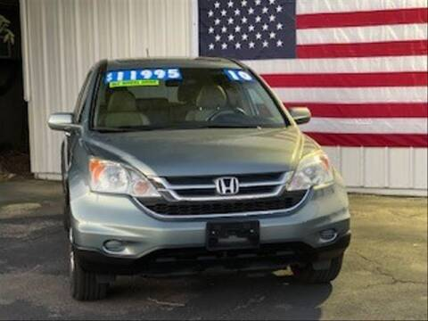 2010 Honda CR-V for sale at All American Auto Sales LLC in Nampa ID