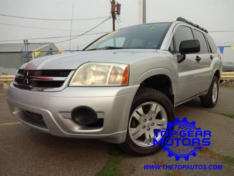 2007 Mitsubishi Endeavor for sale at Top Gear Motors in Union Gap WA