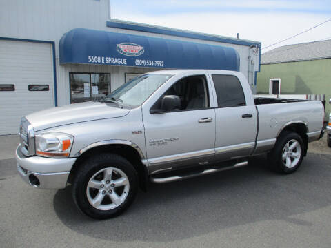 2006 Dodge Ram Pickup 1500 for sale at Independent Auto Sales in Spokane Valley WA