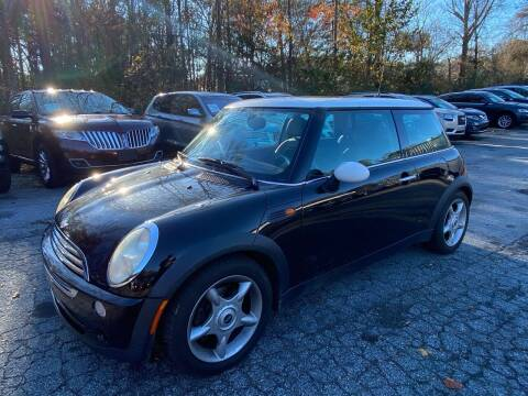 2005 MINI Cooper for sale at Car Online in Roswell GA
