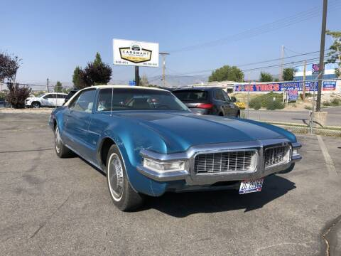 1969 Oldsmobile Toronado for sale at CarSmart Auto Group in Murray UT