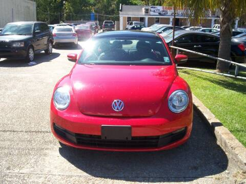 2012 Volkswagen Beetle for sale at Louisiana Imports in Baton Rouge LA