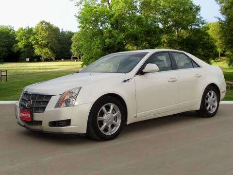 2008 Cadillac CTS for sale at Ron Carter  Clear Lake Used Cars in Houston TX