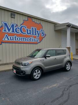 2017 Kia Soul for sale at McCully's Automotive - Trucks & SUV's in Benton KY