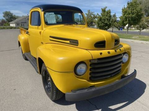 1950 Ford F-350 for sale at Classic Car Deals in Cadillac MI