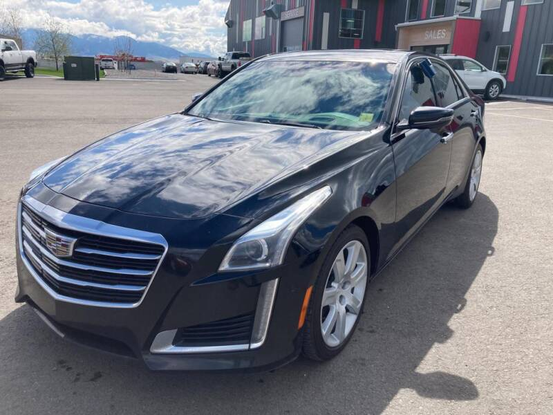 2015 Cadillac CTS for sale at Snyder Motors Inc in Bozeman MT