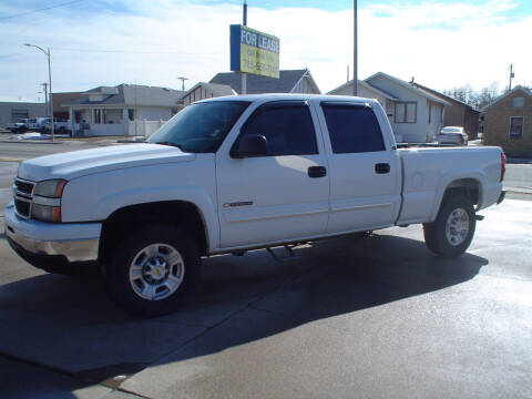 2006 Chevrolet Silverado 1500HD for sale at World of Wheels Autoplex in Hays KS