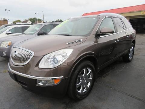 2010 Buick Enclave for sale at Bells Auto Sales in Hammond IN