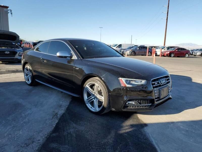 2013 Audi S5 for sale in Davie, FL
