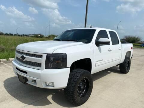 2010 Chevrolet Silverado 1500 for sale at GTC Motors in San Antonio TX