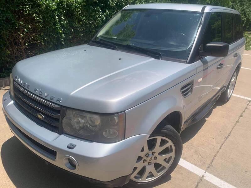 2009 Land Rover Range Rover Sport for sale in Mckinney, TX