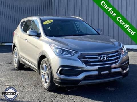 2018 Hyundai Santa Fe Sport for sale at Bankruptcy Auto Loans Now - powered by Semaj in Brighton MI