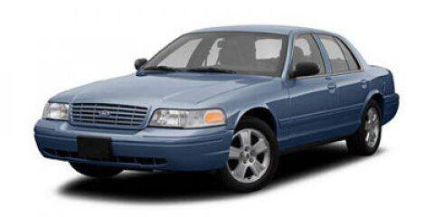 2011 Ford Crown Victoria for sale at SCOTT EVANS CHRYSLER DODGE in Carrollton GA