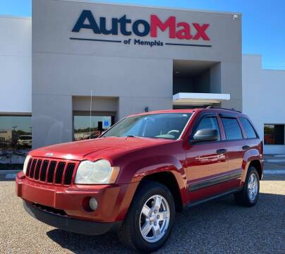 2006 Jeep Grand Cherokee for sale at AutoMax of Memphis in Memphis TN