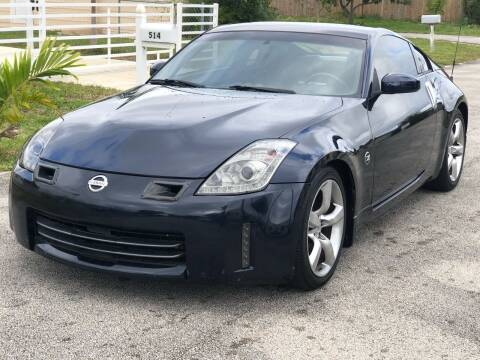 2008 Nissan 350Z for sale at CARSTRADA in Hollywood FL