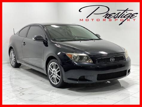 2006 Scion tC for sale at Prestige Motorsport in Rancho Cordova CA
