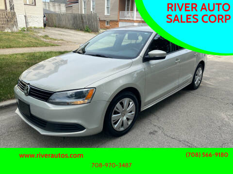 2011 Volkswagen Jetta for sale at RIVER AUTO SALES CORP in Maywood IL