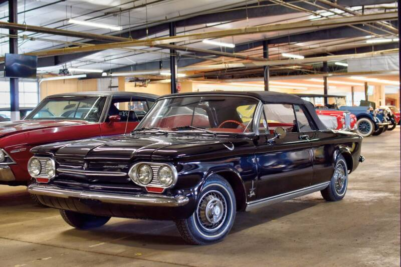 1963 Chevrolet Corvair for sale at Hooked On Classics in Watertown MN