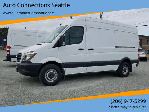 2016 Mercedes-Benz Sprinter Cargo for sale at Auto Connections Seattle in Seattle WA