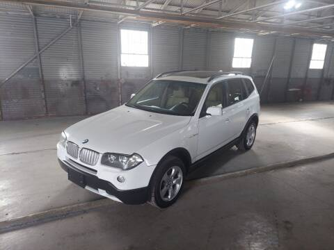 2007 BMW X3 for sale at Motorcars Group Management - Bud Johnson Motor Co in San Antonio TX