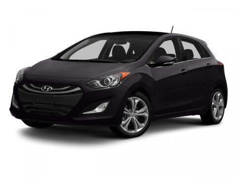 2013 Hyundai Elantra GT for sale at BEAMAN TOYOTA in Nashville TN