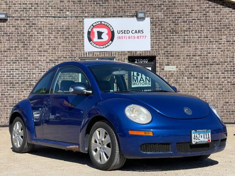 2008 Volkswagen New Beetle for sale at Big Man Motors in Farmington MN