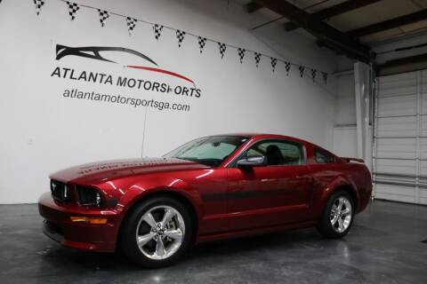 2007 Ford Mustang for sale at Atlanta Motorsports in Roswell GA