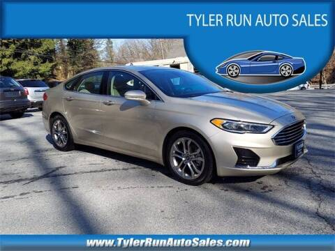 2019 Ford Fusion for sale at Tyler Run Auto Sales in York PA