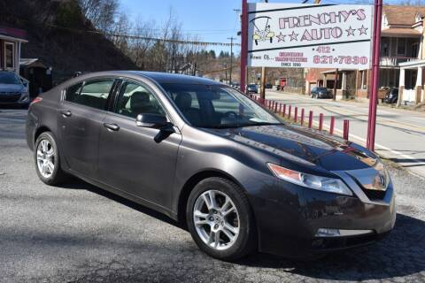 2010 Acura TL for sale at Frenchy's Auto LLC. in Pittsburgh PA