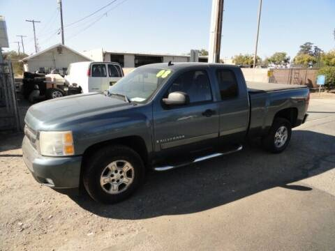 2008 Chevrolet Silverado 1500 for sale at Gridley Auto Wholesale in Gridley CA