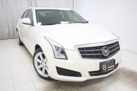 2013 Cadillac ATS for sale at EMG AUTO SALES in Avenel NJ