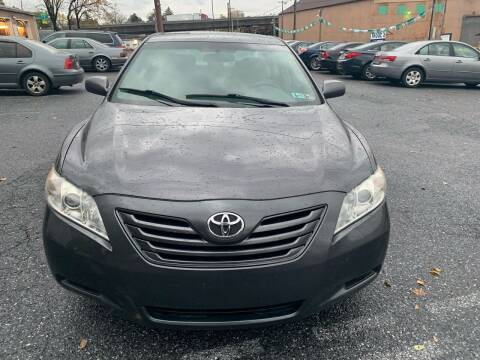 2009 Toyota Camry for sale at YASSE'S AUTO SALES in Steelton PA