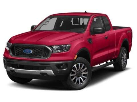 2020 Ford Ranger for sale at SCHURMAN MOTOR COMPANY in Lancaster NH