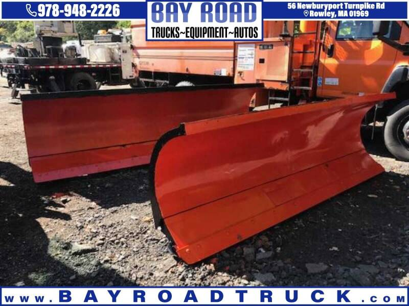 2000 Fisher M/M for sale at Bay Road Trucks in Newbury MA