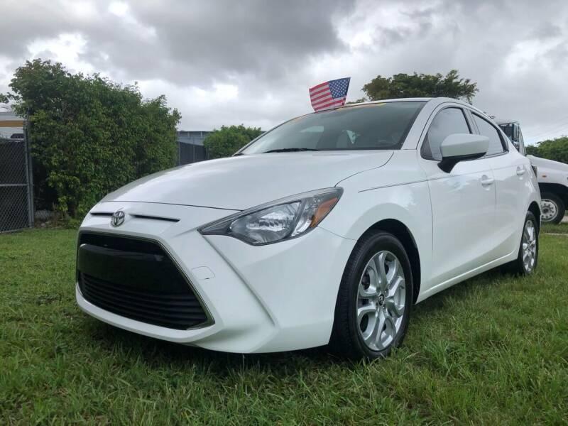 2017 Toyota Yaris iA for sale at Prestige Auto Trader in Miami FL