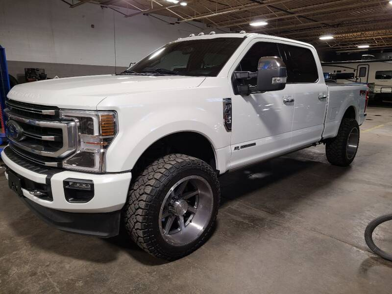 2020 Ford F-250 Super Duty for sale at Kevin Lapp Motors in Plymouth MI