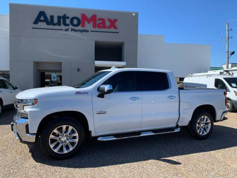 2019 Chevrolet Silverado 1500 for sale at AutoMax of Memphis - V Brothers in Memphis TN