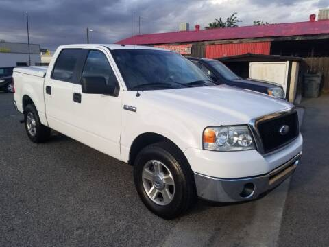 2008 Ford F-150 for sale at Showcase Luxury Cars II in Fresno CA