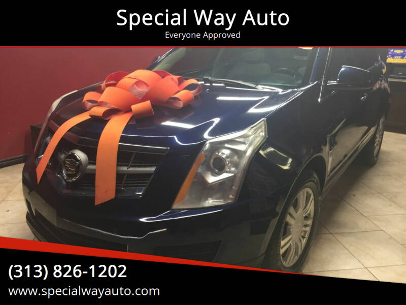 2010 Cadillac SRX for sale at Special Way Auto in Hamtramck MI